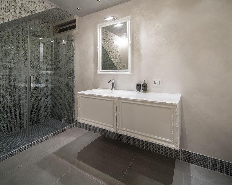 Arredo bagno casa del mobile rimini - Arredo bagno contemporaneo ...