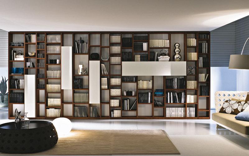 Libreria a spalla horizon casa del mobile rimini for Arredamento grosseto