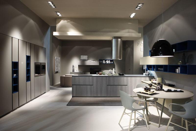 Cucina one k casa del mobile rimini - Cucine idee e soluzioni ...