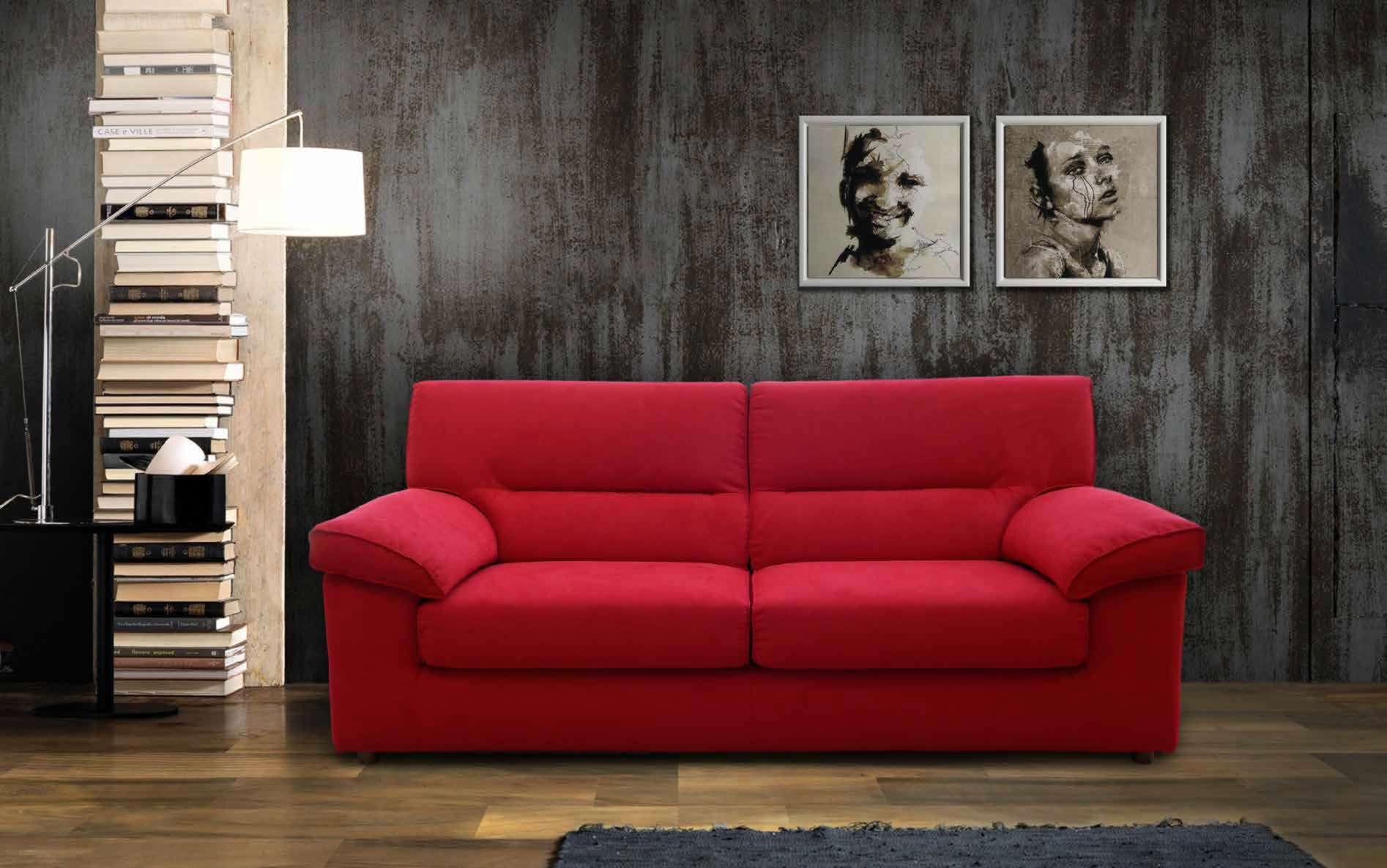 Divano joy casa del mobile rimini for Casa del divano