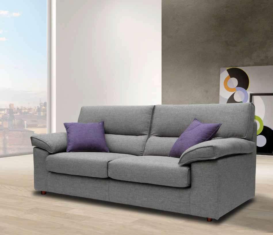 Letto divano joy divano letto due o tre posti in tessuto - Mimo divani prezzi ...
