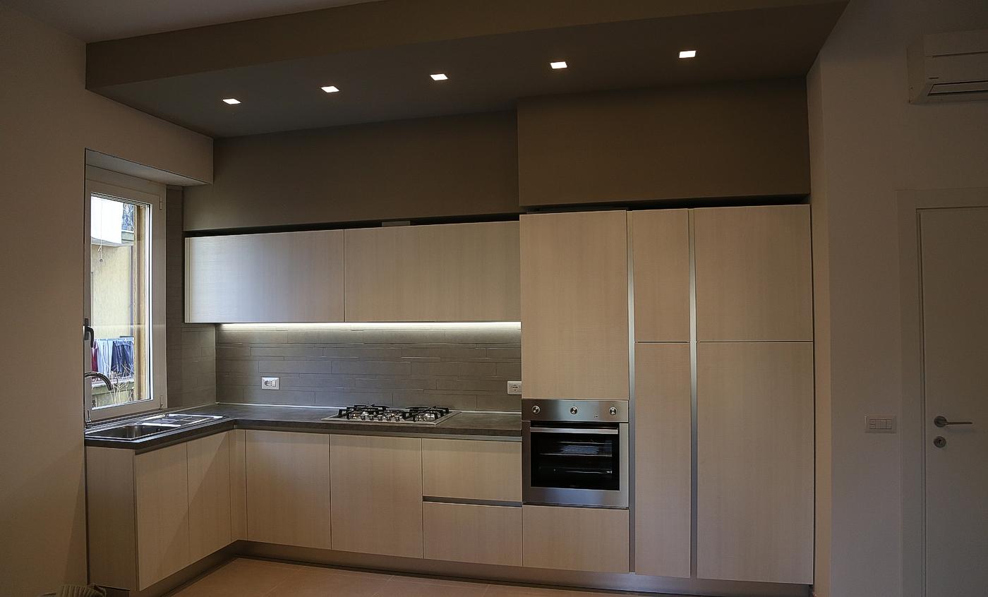Forum disegno o rendering cucina ad angolo - Cucine con forno ad angolo ...