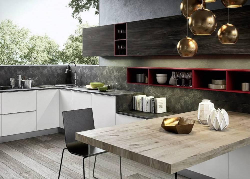 Cucina linear casa del mobile di fratti rimini for Programma per cucine