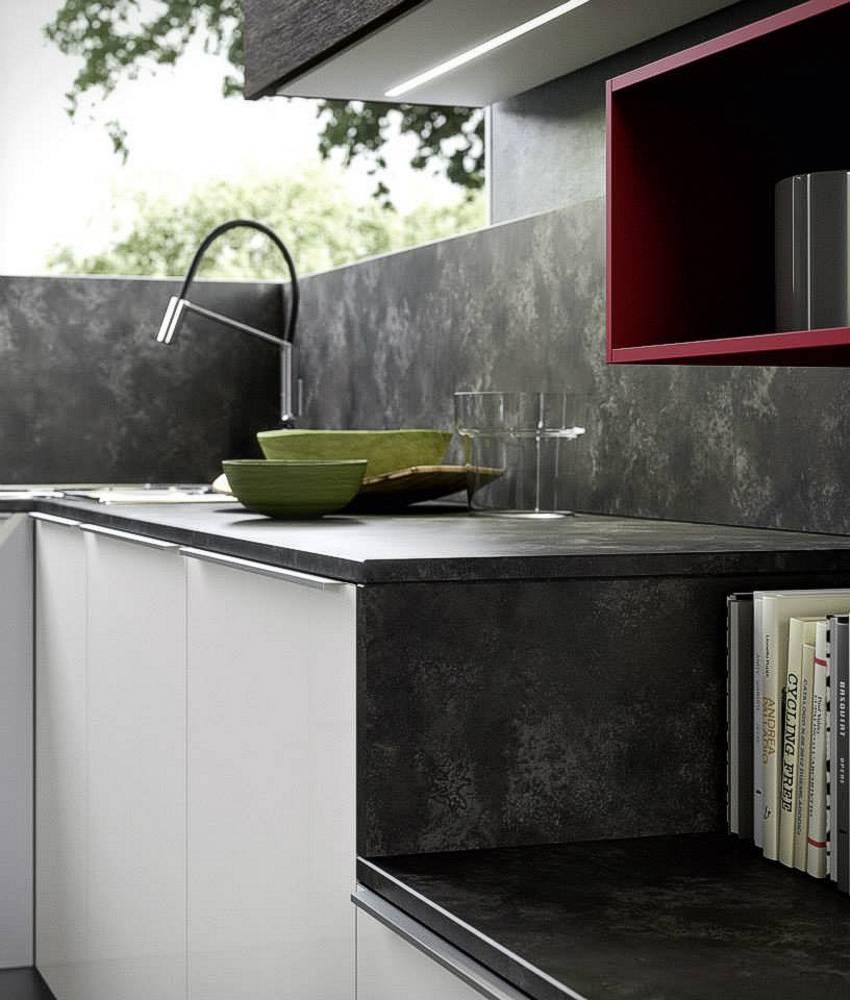 Cucina linear casa del mobile rimini - Casa del mobile rimini ...