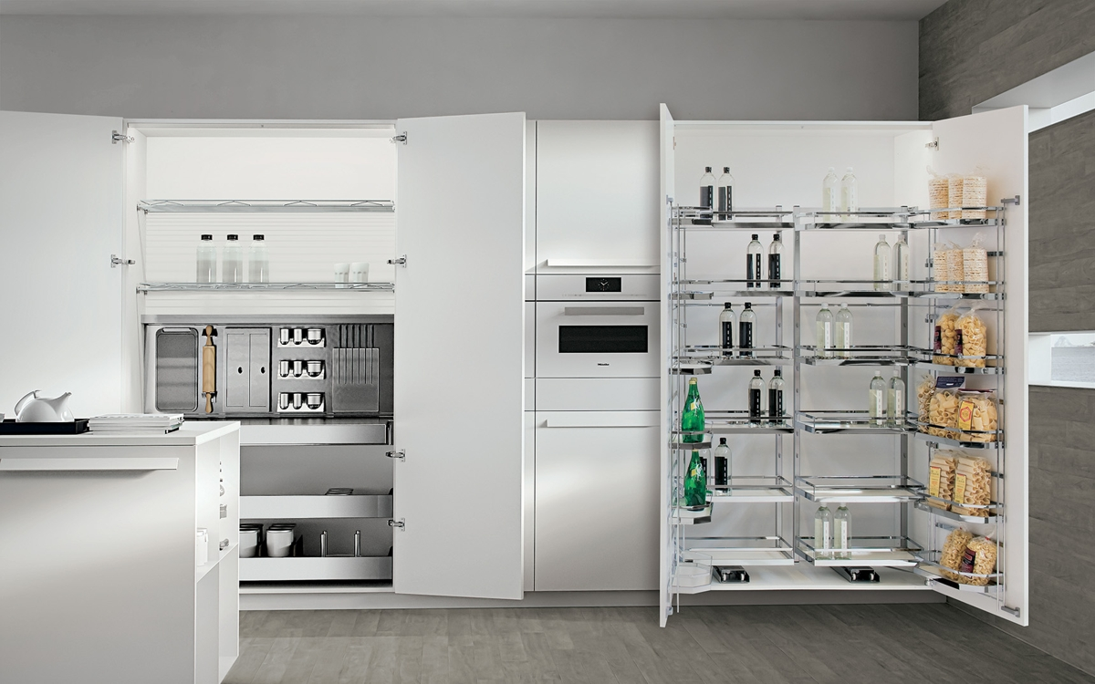 Accessori e meccanismi per cucine for Accessori pensili cucina