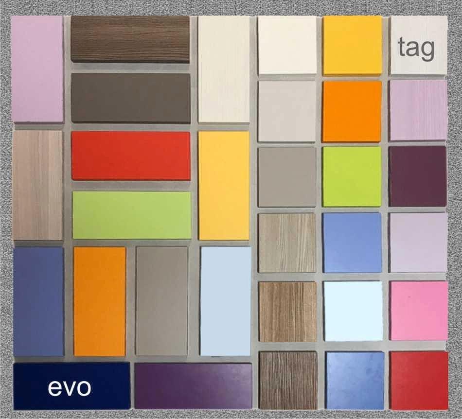 Camerette abbinamenti colori i colori e la luce naturale for Melaminico wikipedia