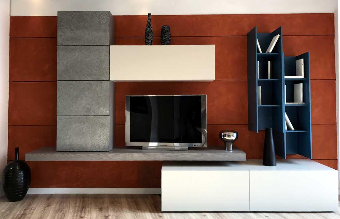 Soggiorno horizon new concept casa del mobile rimini - Casa del mobile rimini ...