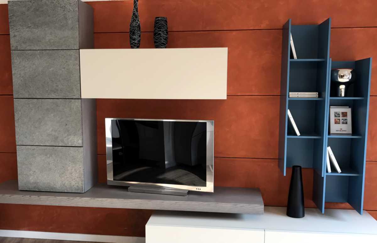 Soggiorno horizon new concept casa del mobile rimini for Soggiorno in stile new england