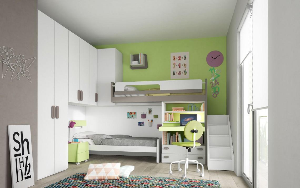 Camerette Salvaspazio - Casa del Mobile Rimini