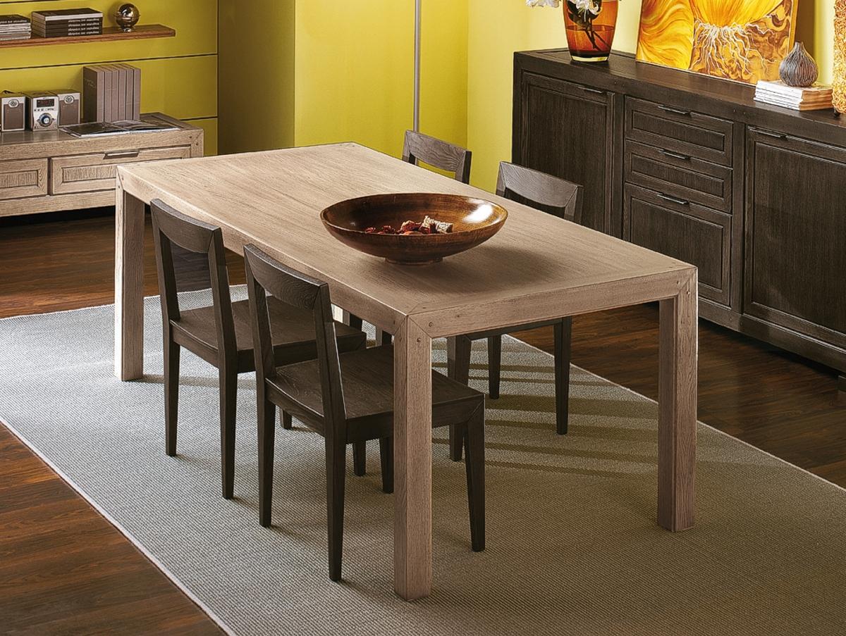 Ripiani In Legno Per Tavoli : Tavoli in legno casa del mobile rimini